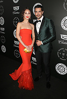 Jordana Brewster06 January 2018 - Santa Monica, California - Cara Santana, Jesse Metcalfe. The Art Of Elysium's 11th Annual Black Tie Artistic Experience HEAVEN Gala held at Barker Hangar. <br /> CAP/ADM/FS<br /> &copy;FS/ADM/Capital Pictures