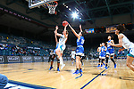 KATY - MARCH 14: New Orleans v Texas A&M Corpus Christi at Merrell Center in Katy on March 14, 2019 at Southland Conference Basketball Championship in Katy, Texas (Photo by Rick Yeatts )