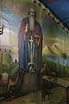 Jordan Valley, Greek Orthodox Monastery Deir Hajla, St. Gerasimus