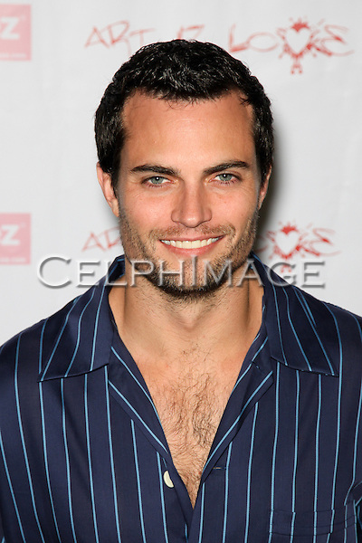 SCOTT ELROD.  Decked out in pajamas, celebrities arrive to Bowling After Dark, an event to benefit the Carol M. Baldwin Breast Cancer Research Fund, at Pinz Bowling Center in Studio City, CA, USA. February 13, 2010.