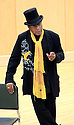 master class with ben vereen at univ of maine