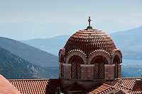 St Nicholas church in Delphi, Greece