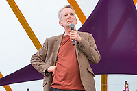 21st July 2019: Comedian Frank Skinner plays the third day of the 2019 Latitude Festival 2019 at Henham Park, Suffolk.