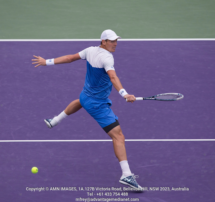TOMAS BERDYCH (CZE)<br /> Tennis - Sony Open -  Crandon Park - Miami - Florida - USA - ATP-WTA - 2014  - USA  -  27 March 2014. <br /> <br /> &copy; AMN IMAGES