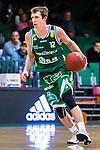S&ouml;dert&auml;lje 2015-10-20 Basket Basketligan S&ouml;dert&auml;lje Kings - Bor&aring;s Basket :  <br /> S&ouml;dert&auml;lje Kings Skyler Bowlin i aktion under matchen mellan S&ouml;dert&auml;lje Kings och Bor&aring;s Basket <br /> (Foto: Kenta J&ouml;nsson) Nyckelord:  S&ouml;dert&auml;lje Kings SBBK T&auml;ljehallen Bor&aring;s Basket portr&auml;tt portrait
