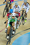 Au Hoi Ian of Macau Cycling Team competes in the Omnium category during the Hong Kong Track Cycling Race 2017 Series 6 at Hong Kong Velodrome on 12 March 2017, in Hong Kong, China. Photo by Marcio Rodrigo Machado / Power Sport Images