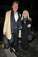 guest and Tracey Bennett at the &quot;Girl From The North Country&quot; press night, Noel Coward Theatre, St Martin's Lane, London, England, UK, on Thursday 11 January 2018.<br /> CAP/CAN<br /> &copy;CAN/Capital Pictures