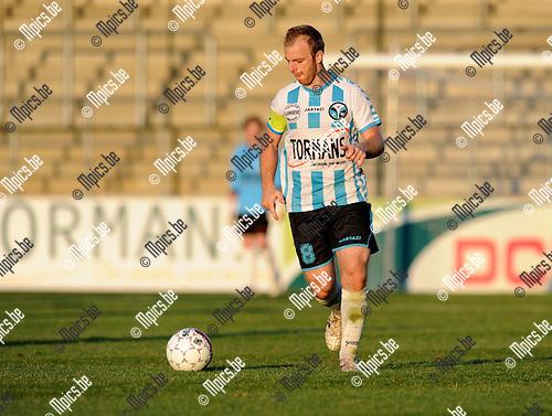 2011-07-07 / Voetbal / seizoen 2011-2012 / Verbroedering Geel-Meerhout / David Vandecauter..Foto: mpics