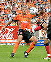 29/07/2006        Copyright Pic: James Stewart.File Name : sct_jspa12_falkirk_v_dundee_utd.DUNDEE UTD MANAGER CRAIG BREWSTER WHO HAD A NIGHTMARE OF A GAME AGAINST FALKIRK....Payments to :.James Stewart Photo Agency 19 Carronlea Drive, Falkirk. FK2 8DN      Vat Reg No. 607 6932 25.Office     : +44 (0)1324 570906     .Mobile   : +44 (0)7721 416997.Fax         : +44 (0)1324 570906.E-mail  :  jim@jspa.co.uk.If you require further information then contact Jim Stewart on any of the numbers above.........