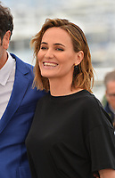 """CANNES, FRANCE. May 17, 2019: Judith Godreche at the photocall for the """"The Climb"""" at the 72nd Festival de Cannes.<br /> Picture: Paul Smith / Featureflash"""