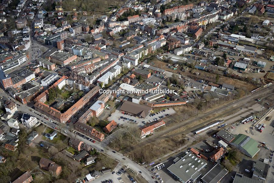 Neuer Weg, Brookdeich: EUROPA, DEUTSCHLAND, HAMBURG, (EUROPE, GERMANY), 24.02.2018 Neuer Weg, Brookdeich