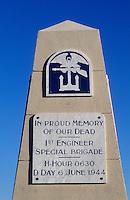 Europe/France/Normandie: /Basse-Normandie/50/Manche/Utah-Beach: Monument du débarquement allié du 6 juin 1944
