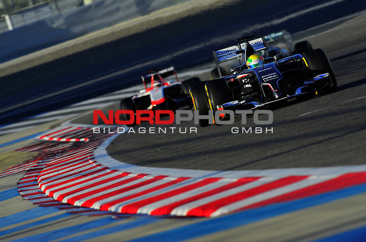 Esteban Gutierrez (MEX) Sauber F1 Team<br />  Foto &copy; nph / Mathis