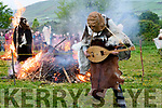 Celebrating Oíche Bhealtaine in Dingle during Féile na Bealtaine.