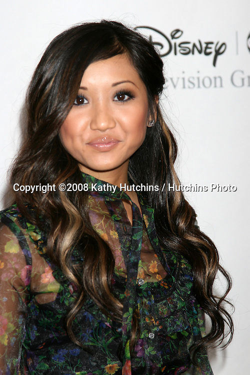 Brenda Song  arriving at the ABC TCA Summer 08 Party at the Beverly Hilton Hotel in Beverly Hills, CA on.July 17, 2008.©2008 Kathy Hutchins / Hutchins Photo .
