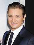 "HOLLYWOOD, CA -JANUARY 24: Jeremy Renner arrives at the ""Hansel & Gretel: Witch Hunters"" Los Angeles Premiere at TCL Chinese Theatre on January 24, 2013 in Hollywood, California."