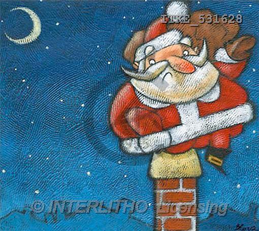 Isabella, CHRISTMAS SANTA, SNOWMAN, paintings(ITKE531628,#X#) Weihnachtsmänner, Schneemänner, Weihnachen, Papá Noel, muñecos de nieve, Navidad, illustrations, pinturas