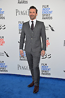Jon Hamm at the 2017 Film Independent Spirit Awards on the beach in Santa Monica, CA, USA 25 February  2017<br /> Picture: Paul Smith/Featureflash/SilverHub 0208 004 5359 sales@silverhubmedia.com