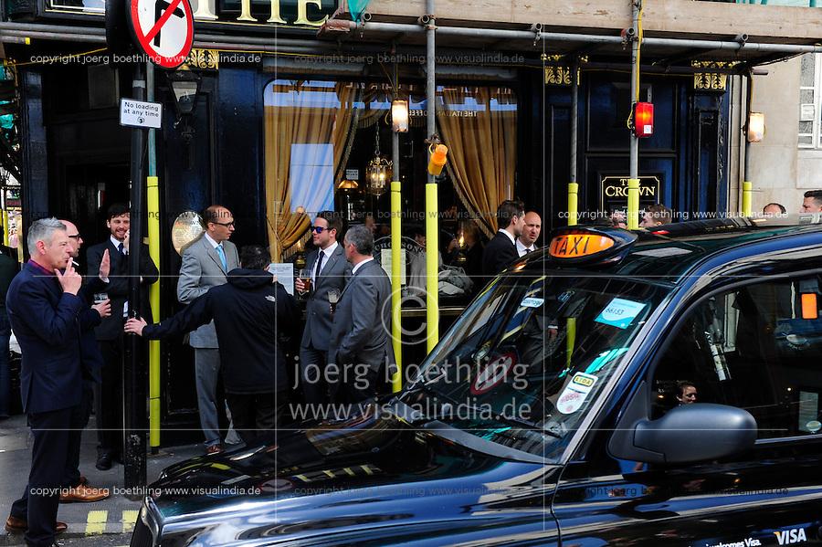 GREAT BRITAIN, London, Pub The crown / GROSSBRITANNIEN, London, Pub The crown