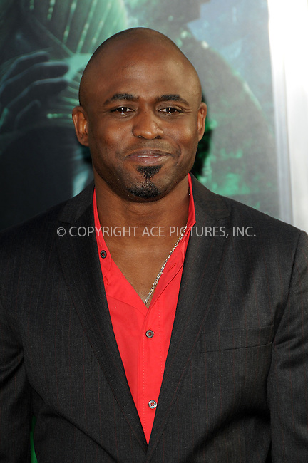 WWW.ACEPIXS.COM . . . . . ....June 15 2011, Los Angeles ....Actor Wayne Brady arriving at the premiere of 'Green Lantern'  at Grauman's Chinese Theatre on June 15, 2011 in Hollywood, California.....Please byline: PETER WEST - ACE PICTURES.... *** ***..Ace Pictures, Inc:  ..Philip Vaughan (212) 243-8787 or (646) 679 0430..e-mail: info@acepixs.com..web: http://www.acepixs.com