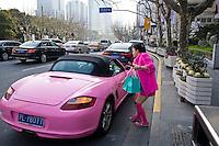 Passione per il rosa.<br /> Pink passion