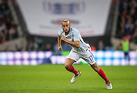 Andros Townsend (Crystal Palace) of England during the International Friendly match between England and Spain at Wembley Stadium, London, England on 15 November 2016. Photo by Andy Rowland.
