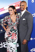 "HOLLYWOOD, LOS ANGELES, CA, USA - AUGUST 07: Samara Saraiva, Damon Wayans Jr. at the Los Angeles Premiere Of 20th Century Fox's ""Let's Be Cops"" held at ArcLight Cinemas Cinerama Dome on August 7, 2014 in Hollywood, Los Angeles, California, United States. (Photo by Xavier Collin/Celebrity Monitor)"