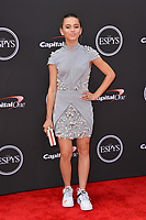 Sky Katz at the 2018 ESPY Awards at the Microsoft Theatre LA Live, Los Angeles, USA 18 July 2018<br /> Picture: Paul Smith/Featureflash/SilverHub 0208 004 5359 sales@silverhubmedia.com