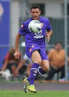 """Manuel PASQUAL (Fiorentina).Fiorentina Vs Gavorrano.Football Calcio gara amichevole 2011/2012.San Piero a Sieve 3/8/2011 Centro Sportivo """"San Piero a Sieve"""".Foto Insidefoto Alessandro Sabattini"""