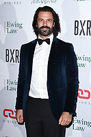 Christian Vit<br /> arriving for the Float Like a Butterfly Ball 2019 at the Grosvenor House Hotel, London.<br /> <br /> ©Ash Knotek  D3536 17/11/2019