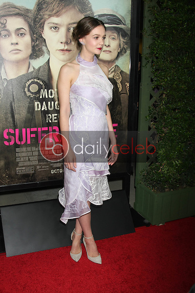 Carey Mulligan<br />