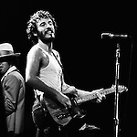Bruce Springsteen 1975 November 1st at UC Santa Barbara<br />