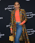 Alexandra Shipp 030 arrives at the Premiere Of Amazon Prime Video's Chasing Happiness at Regency Bruin Theatre on June 03, 2019 in Los Angeles, California.