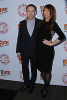 HOLLYWOOD, CA - OCTOBER 18: Cassandra Peterson, Paul Reubens attends the launch party for Cassandra Peterson's new book 'Elvira, Mistress Of The Dark' at the Hollywood Roosevelt Hotel on October 18, 2016 in Hollywood, California. (Credit: Parisa Afsahi/MediaPunch).