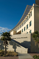 Marine Science Research bldg