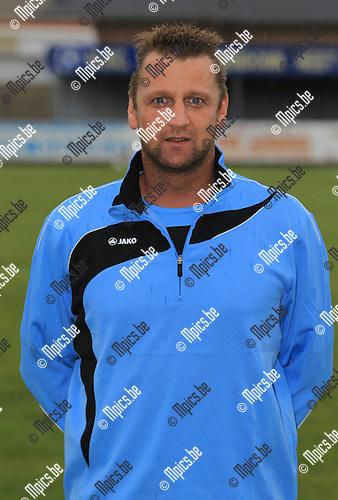 2010-08-10 / Voetbal / seizoen 2010-2011 / Verbroedering Arendonk / Guy Machielsen..Foto: mpics