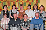Con Moynihan Kilcummin who celebrated his 50th birthday with his family and friends in Darby O'Gills Killarney on Friday night. Bernie Nagle, Con Moynihan, Joan Moynihan, Tadgh Moynihan. Back row: Margaret O'Leary, Noreen O'Connor, Eileen Breen, Josephine Foley, Mary O'Mahony and Kathleen O'Doherty.   Copyright Kerry's Eye 2008