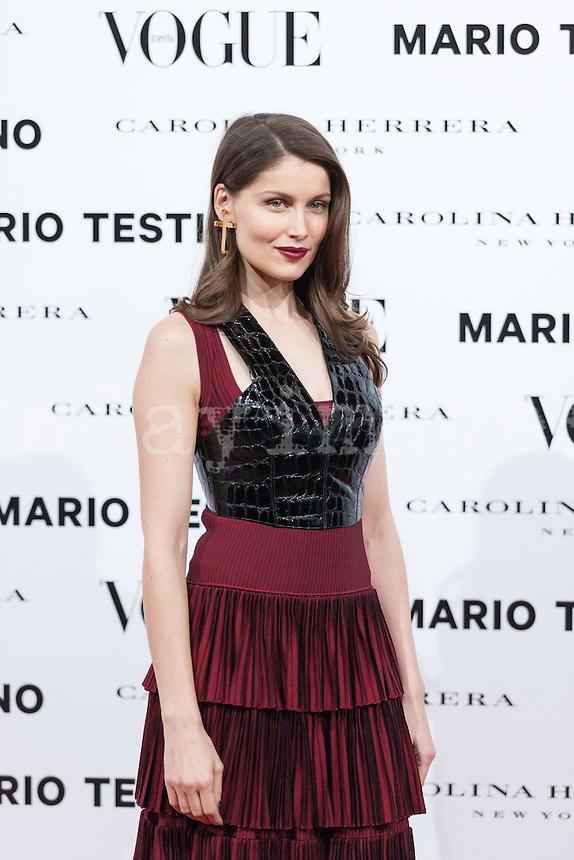 Laetitia Casta  at Vogue December Issue Mario Testino Party