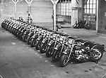 Rikuo, first motorcycle manufactured in Japan under name and license of Harley-Davidson, has been supplied to Japanese Police in the 50s.