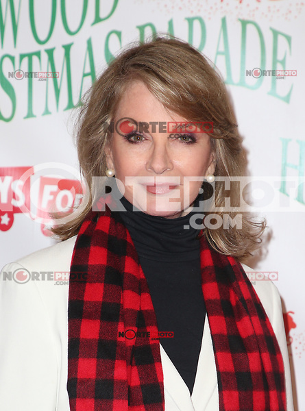 HOLLYWOOD, CA - NOVEMBER 26: Deidre Hall, at 86th Annual Hollywood Christmas Parade at Hollywood Blvd in Hollywood, California on November 26, 2017. Credit: Faye Sadou/MediaPunch /NortePhoto NORTEPHOTOMEXICO