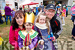 Rebecca, Maurice, Grace and Adam Roche, enjoying a fun day out at Kilflynn Enchanted Fairy Festival on Sunday afternoon last.