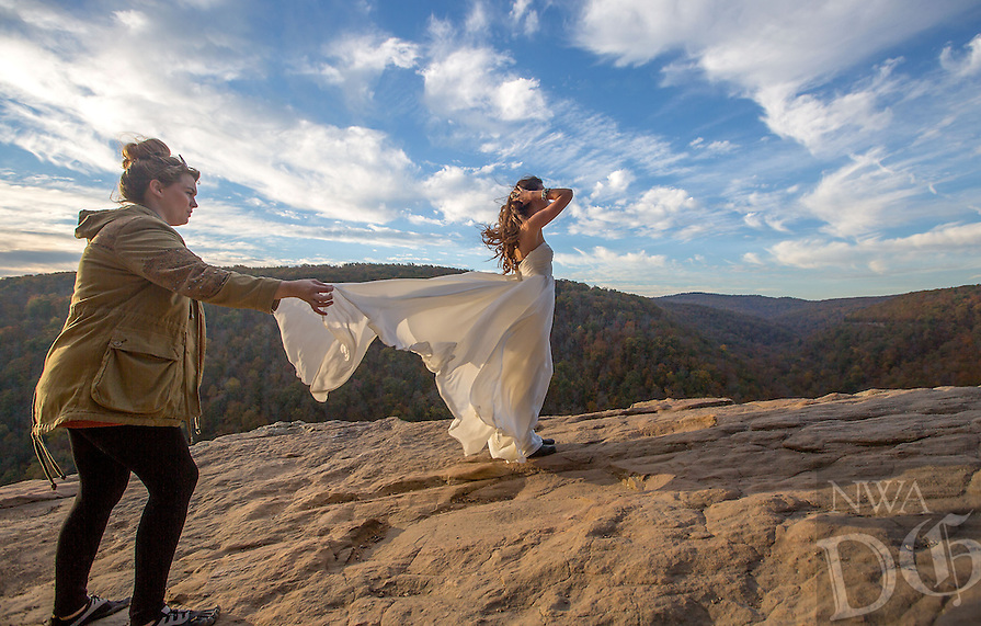 NWA Media/JASON IVESTER --10/27/2014--<br />