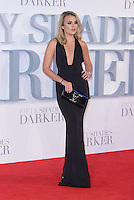 www.acepixs.com<br /> <br /> February 9 2017, London<br /> <br /> Talia Storm arriving at the UK Premiere of 'Fifty Shades Darker' at the Odeon Leicester Square on February 9, 2017 in London, United Kingdom. <br /> <br /> By Line: Famous/ACE Pictures<br /> <br /> <br /> ACE Pictures Inc<br /> Tel: 6467670430<br /> Email: info@acepixs.com<br /> www.acepixs.com
