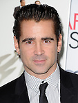 Hollywood, CA - NOVEMBER 07: Colin Farrell arrives at     The 2013 AFI Opening Night Gala - Disney's Saving Mr. Banks Screening held at TCL Chinese Theatre in Hollywood, California on November 07,2012                                                                               © 2013 Hollywood Press Agency
