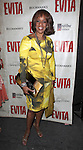 Gayle King.attending the Broadway Opening Night Performance of 'EVITA' at the Marquis Theatre in New York City on 4/6/2012