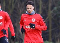 Deji Beyreuther (Eintracht Frankfurt) - 29.12.2017: Eintracht Frankfurt Training, Commerzbank Arena