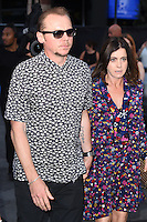 "Simon Pegg<br /> at the Special Screening of The Beatles Eight Days A Week: The Touring Years"" at the Odeon Leicester Square, London.<br /> <br /> <br /> ©Ash Knotek  D3154  15/09/2016"