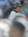Ichiro Suzuki (Yankees),<br /> JULY 22, 2013 - MLB :<br /> Ichiro Suzuki of the New York Yankees during the Major League Baseball game against the Texas Rangers at Rangers Ballpark in Arlington in Arlington, Texas, United States. (Photo by AFLO)