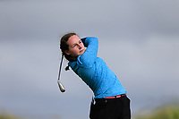 Shannon Hegarty (Ennis) during the 2nd round of the Irish Women's Open Stroke Play Championship, Enniscrone Golf Club, Enniscrone, Co. Sligo. Ireland. 16/06/2018.<br /> Picture: Golffile | Fran Caffrey<br /> <br /> <br /> All photo usage must carry mandatory  copyright credit (© Golffile | Fran Caffrey)