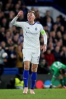 Serhiy Sydorchuk of Dynamo Kiev during Chelsea vs Dynamo Kiev, UEFA Europa League Football at Stamford Bridge on 7th March 2019